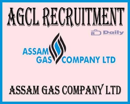 AGCL Recruitment 2021