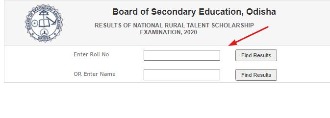 bse odisha nrts result