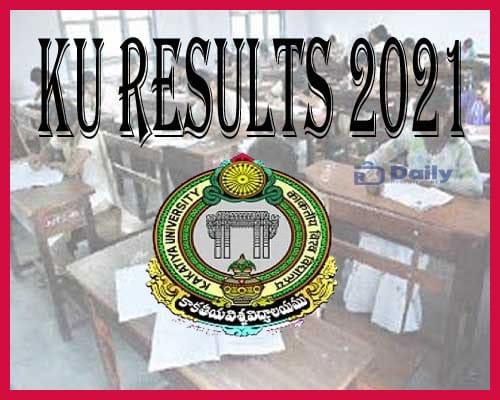 KU Degree 2th Sem results