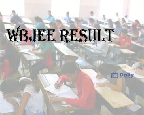 West Bengal Nursing Result 2021